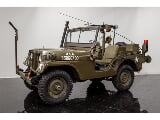 Photo 1954 Willys M38A1