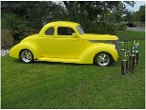 Photo 1938 Ford Coupe