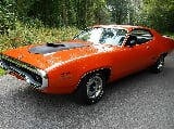 Photo 1971 Plymouth GTX 440 6 Pack N96 air Grabber