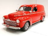 Photo 1946 Ford Sedan Delivery