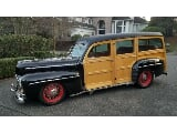 Photo 1949 Ford Woody Wagon