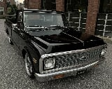 Photo 1972 Chevrolet C-10 454 BIG BLOCK Custom Deluxe