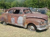 Photo 1947 nash coupe