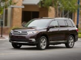 Photo Used 2013 Toyota Highlander SE - V6 FWD SUV