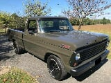 Photo 1967 Ford F-100 Custom Cab original 352FE