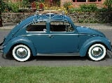 Photo 1952 Volkswagen Beetle Deluxe Zwitter
