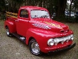 Photo 1952 Ford F-1 Pickup Truck RWD