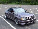 Photo 1991 Mercedes-Benz 300 Series 2dr Coupe 300CE