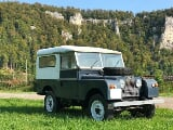 Photo 1954 Land Rover Series 1