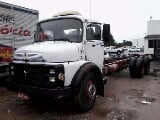 Foto Mb 1113 78 Chassis Ou Ba? Rossatto Caminh? Es
