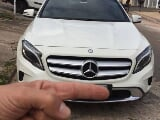 Foto Mercedes-benz Gla 200 1.6 Cgi Advance Branco...