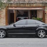Foto Mercedes-benz s 400 3.5 sedan v6 hibrido 4p...