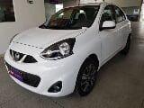 Foto Nissan march 1.6 sl cvt 2020