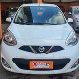 Foto Nissan march 1.0 SV 12V FLEX 4P MANUAL - Branco...