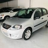 Foto Citroen c3 1.4 i glx 8v flex 4p manual - prata...