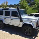 Foto Land rover defender 2.4 110 sw 4x4 turbo diesel...