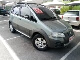 Foto Fiat idea 1.8 mpi adventure 8v flex 4p manual -...