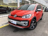 Foto Volkswagen up 1.0 TSI CROSS 12V 4P 2017 LARANJA...