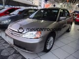 Foto Honda civic sedan ex-at 1.7 16v aut. N.serie 4p...