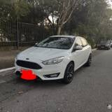 Foto Ford focus 2.0 se plus fastback 16v flex 4p...