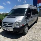 Foto Ford transit 2.4 van turbo diesel 3p manual -...