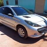 Foto Peugeot 207 1.4 xr 8v flex 4p manual - prata -...