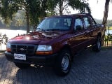 Foto Ford Ranger XL 4x4 2.5 Turbo (Cab Dupla)