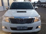 Foto Toyota Hilux Srv Cd Aut 2015 4x4 Diesel Completo