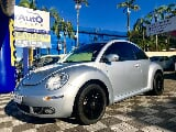 Foto New Beetle 2.0 8V Prata 2010 Gasolina Joinville/SC