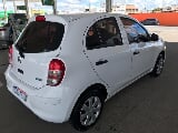 Foto Nissan march 1.0 16V Flex Fuel 5p 2013 FLEX BRANCO
