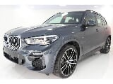 Foto X5 Xdrive 30d MSPORT Cinza 2020 Diesel Brusque/SC