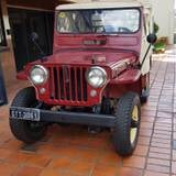Foto Willys jeep 2.2 8v gasolina 2p manual - vinho -...