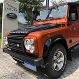 Foto Land rover defender 2.4 limited edition 110...