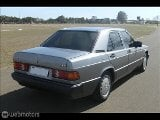 Foto Mercedes-benz 190 e 2.5 sedan 16v gasolina 4p...