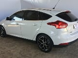 Foto FORD Focus /2.0 16v flex 5p 2016 flex branco