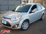 Foto FORD Fiesta Sedan 1.6 13/14 Prata