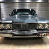 Foto Ford galaxie landau gasolina 4p manual - cinza...