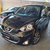 Foto Nissan march 1.6 sl 16v flex 4p manual - preto...