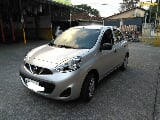 Foto Nissan march s 1.0 12V Flex 5p