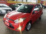 Foto Ford Fiesta Hatch Rocam 1.6 (Flex)
