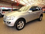 Foto Mercedes-benz ml-350 3.5 4x4 2006 gasolina prata