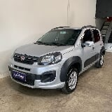 Foto Fiat uno way 1.0 evo fire flex 8v 5p 2018 flex...