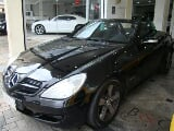 Foto Mercedes-Benz SLK 200 Kompressor Roadster 1.8...