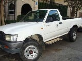 Foto Toyota Hilux Diesel 4x4 Cabine Simples M 2005