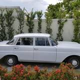 Foto Mercedes-benz 230 s 2.3 gasolina 4p manual -...