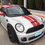 Foto Mini john cooper works 1.6 coupe 16v 211cv...