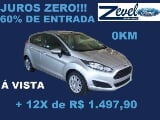 Foto Ford new fiesta hatch 1.5 16v 4p s flex - prata...