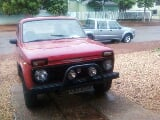 Foto Vendo Ou Troco Jeep Niva Por Imovel = Valor No...