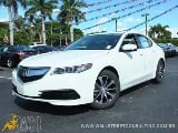 Foto ACURA 2017 New TLX 4P Autom