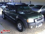Foto NISSAN Frontier XE Attack 2.8TD 4X4 C. D. 06/...